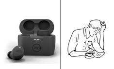 Конкурс: напиши в редакцию письмо и выиграй беспроводные наушники Jays m-Seven True Wireless