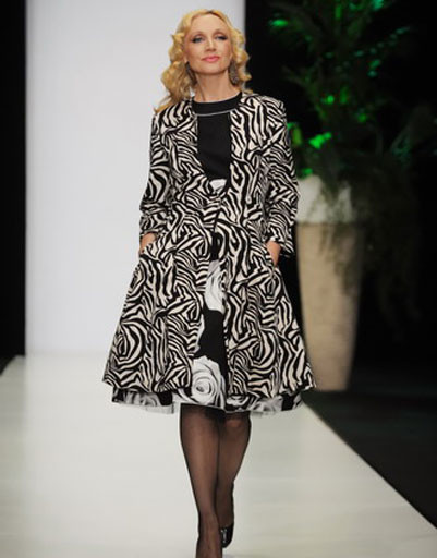 Mercedes-Benz Fashion Week: Elena Souproun, весна-2012