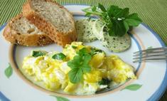 Ученые рекомендуют на завтрак яичницу