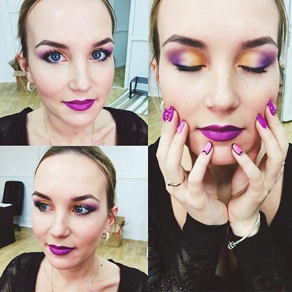 модный вечерний макияж советы