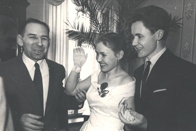 Как менялись женихи и невесты фото