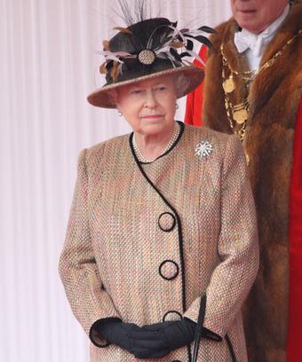 Елизавета II (Elizabeth II), 2008 год