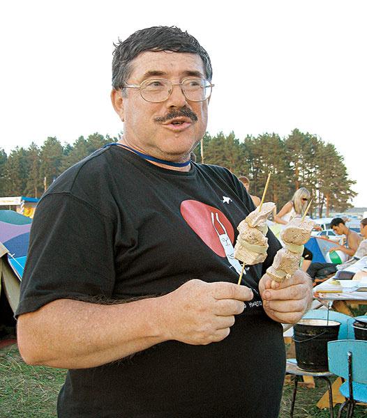 Борис Бурда фото