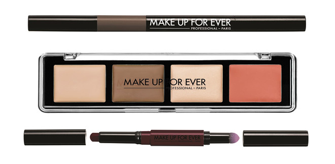 MAKE UP FOR EVER, коллекция Pro Sculpting