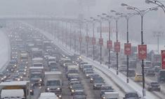 Акция «День без автомобиля» в Москве провалилась