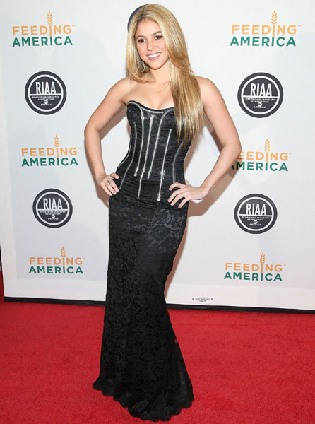 Шакира, 2009 год