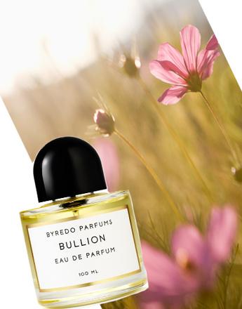 Новый весенний аромат Bullion от Byredo