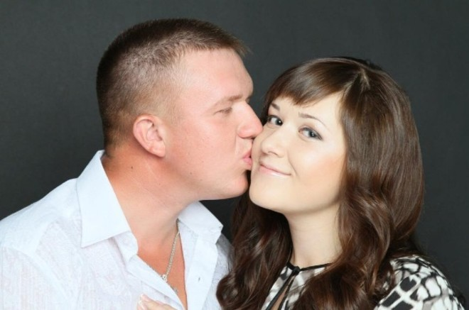День поцелуя в Казани, фото День семьи любви и верности