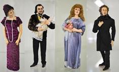Выставка миниатюрных кукол открылась в Иркутске