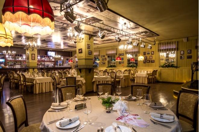 Лучший ресторан в Казани 2016