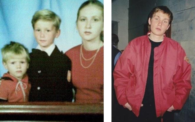 Николай Наумов: детское фото