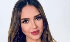 Новогодний подарок: Джессика Альба в третий раз стала мамой
