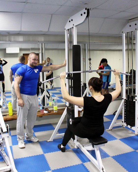 Проект «Beauty & Fitness Преображение»