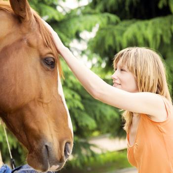 За несколько дней, проведенных в конном походе, лошадь может стать вашим настоящим другом.