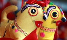 Жители Китая встречают Новый год
