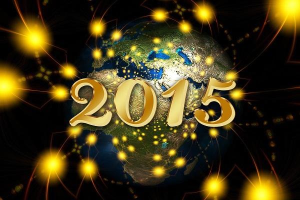Ставрополь, Новый год, 2015