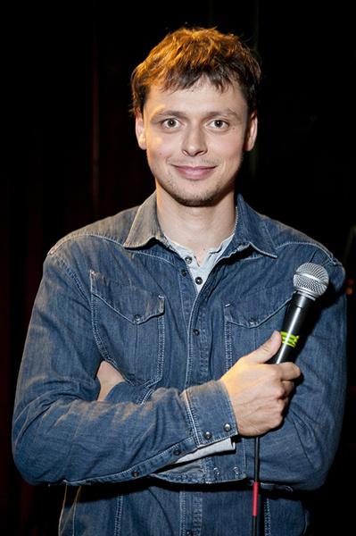 Виктор Комаров, Stand Up