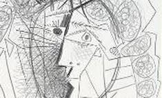 Полиция вернула похищенный рисунок Пикассо