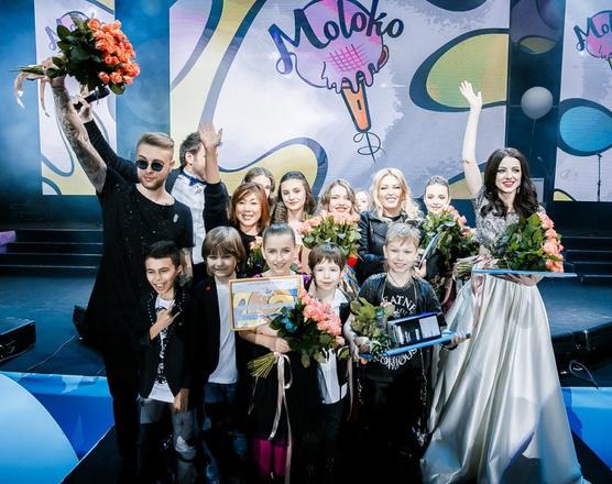 Ирина Дубцова и Иван Стариков на концерте в Перми
