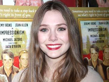 Элизабет Олсен (Elizabeth Olsen) очень похожа на своих сестер