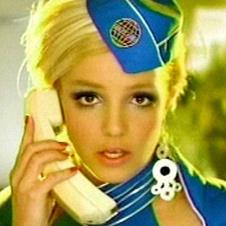 Бритни Спирс в клипе «Toxic», снятом в 2004 году.