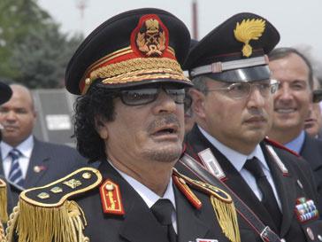 Деятельность Муаммара Каддафи оказалась под прицелом Гаагского суда