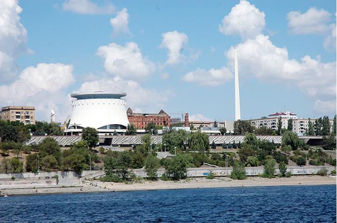 День города в Волгограде