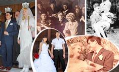 Ах, эта свадьба! Как изменились женихи и невесты с 50-х годов до наших дней. Фото