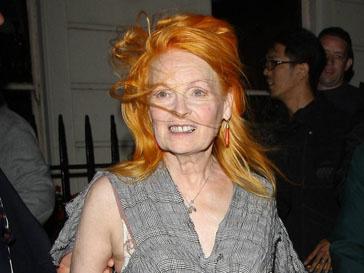 Вивьенн Вествуд (Vivienne Westwood) разгневана на чиновников