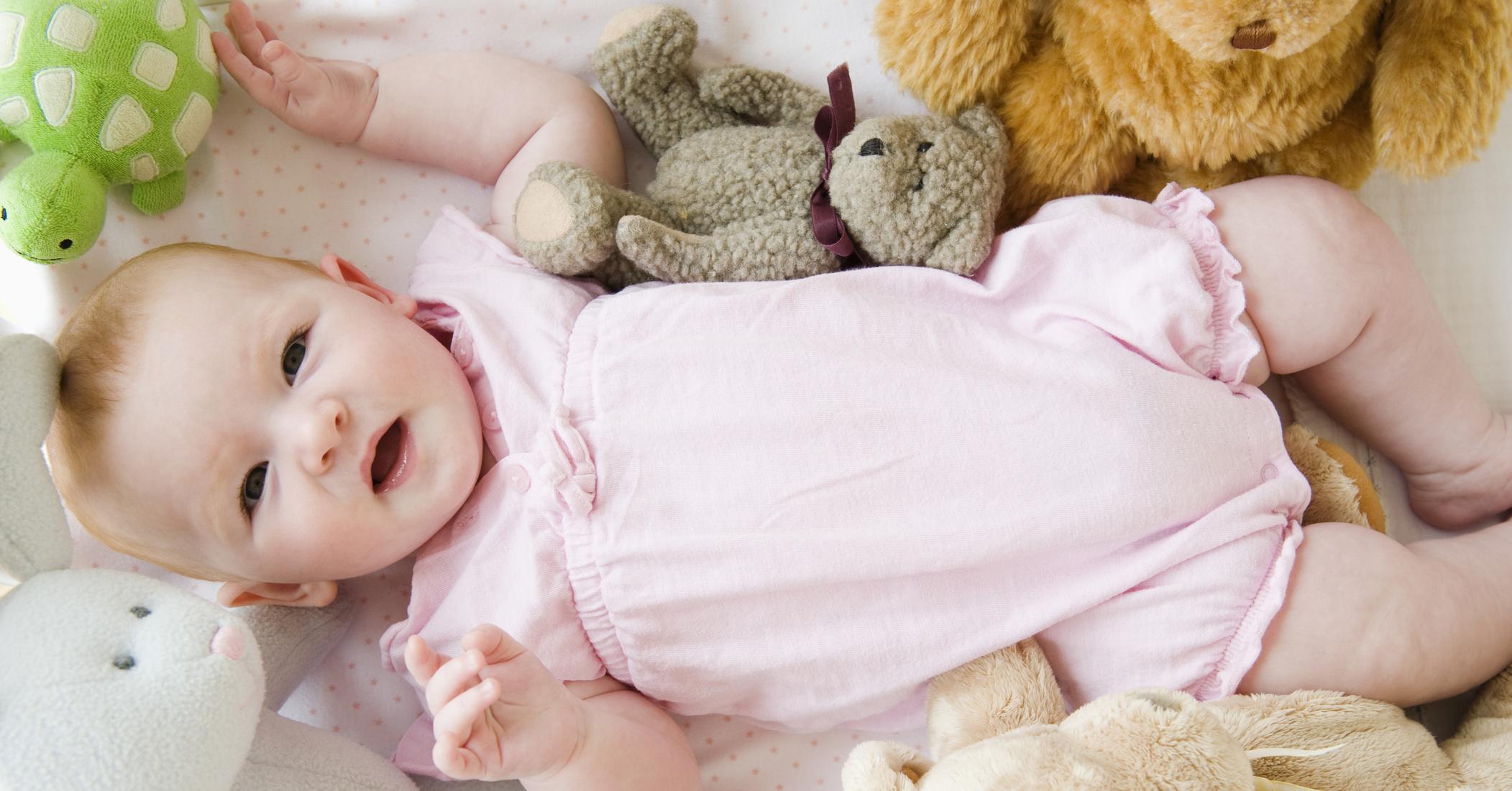 Новорожденные и подарки
