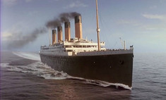 Меню с «Титаника» продадут за $60 тысяч