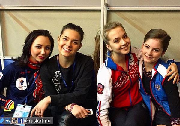 Чемпионат России по фигурному катанию, фото