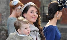 Датская принцесса Мари родила дочь