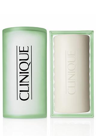 6. Clinique Мыло для лица Facial Soap;
