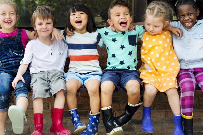 Что надеть в детский сад мальчику и девочке
