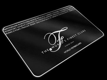 World Membercard