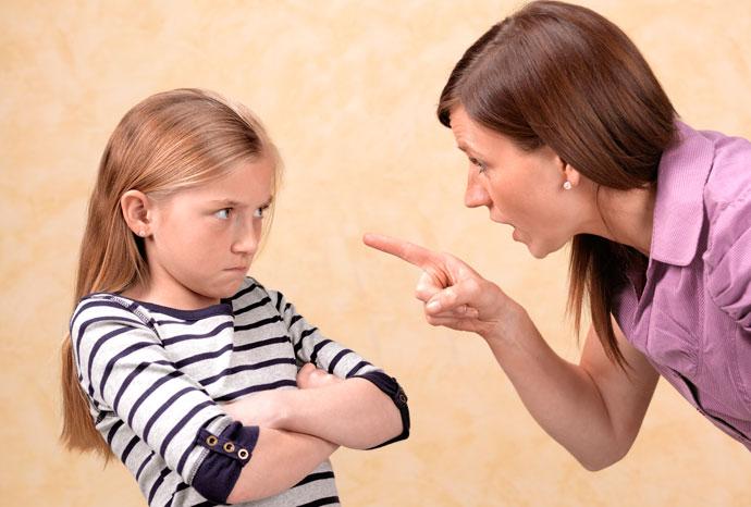 Нужно ли спорить с детьми?