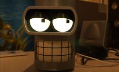 Реддитор собрал умную колонку в виде робота Бендера, с блэк-джеком и шутками (видео)