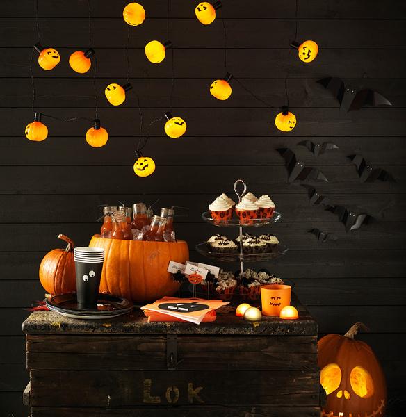 Топ-20: декор к Хеллоуину