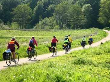 Жители столицы смогут покататься на велосипедах за небольшую плату