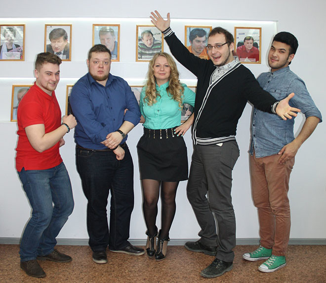 Stand Up Comedy Omsk, юмор, КВН