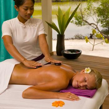 Тайский боди массаж