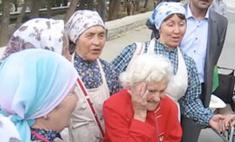 «Бурановские бабушки» спели со 102-летней фанаткой