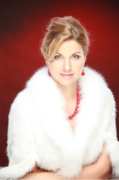 Анна Леунова, «Миссис Екатеринбург - 2012, фото