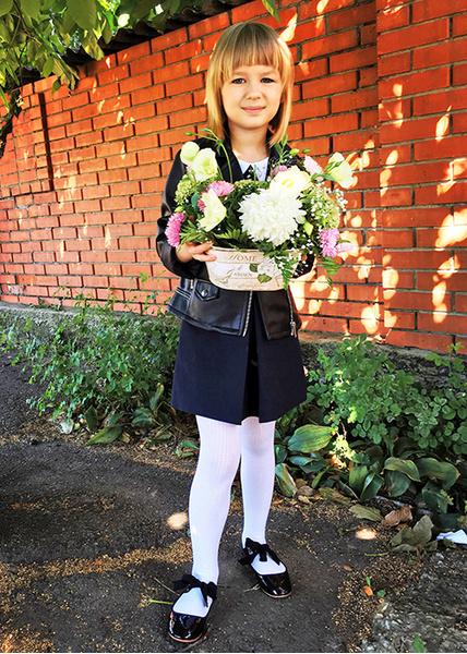 Ярослава Дегтярева из шоу «Голос. Дети» пошла в третий класс