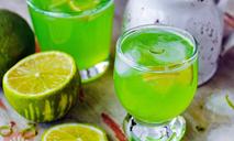 Холодный мятно-лаймовый чай с имбирем