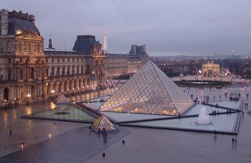 Шопинг в Париже