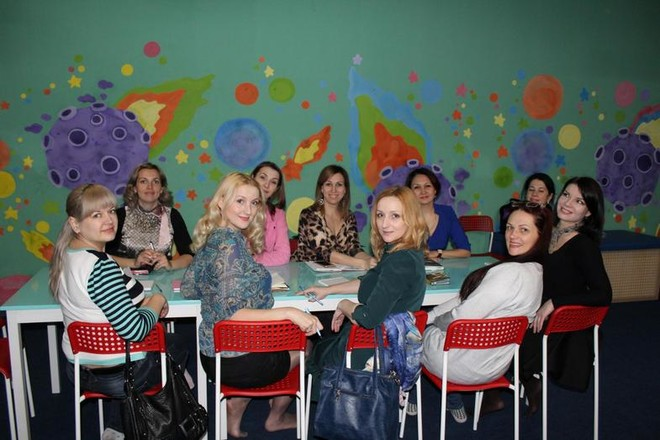 Волгоград: многодетные мамы и дети. Фото