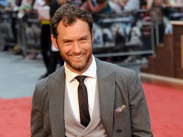 """Джуд Лоу (Jude Law) на премьере фильма """"Анна Каренина"""" в Лондоне"""
