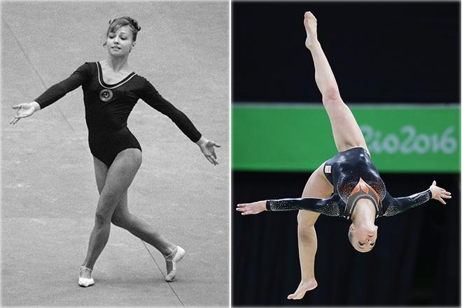 Певицы спортивная гимнастика и секс фото худую
